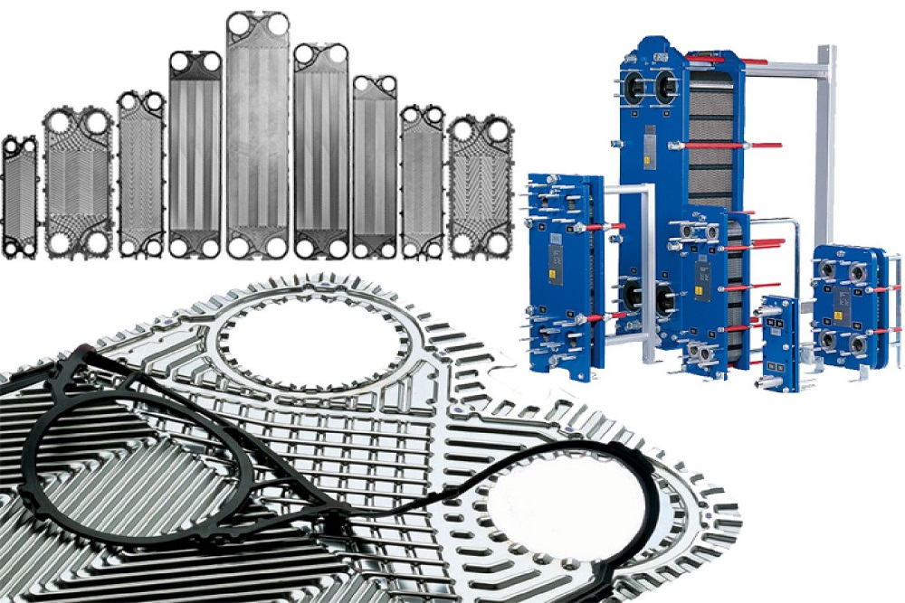Spare parts Of Plate Heat Exchanger
